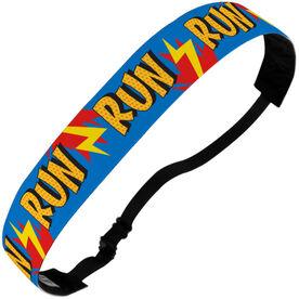 Running Juliband No-Slip Headband - Comic Super Hero Runner
