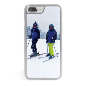 Skiing & Snowboarding iPhone® Case - Custom Photo
