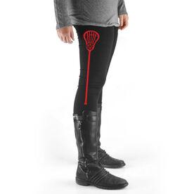 Lacrosse High Print Leggings Lax Life