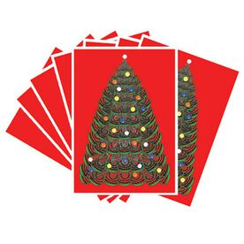 Lacrosse Holiday Card - Box Set of 12