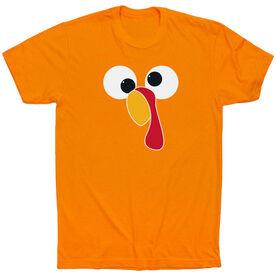 Short Sleeve T-Shirt - Goofy Turkey