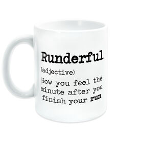 Running Coffee Mug - Runderful