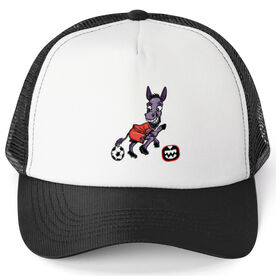Seams Wild Soccer Trucker Hat - Mulekick