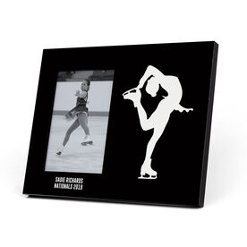 Figure Skating Photo Frame - Figure Skater