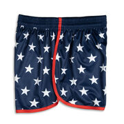 Patriotic Softball Shorts