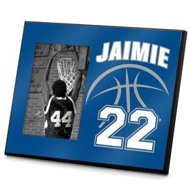 Basketball Photo Frame Basketball Player Number