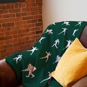 Football Premium Blanket - Players Throughout