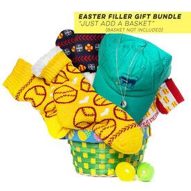 Line Drive Softball Easter Basket 2019 Edition