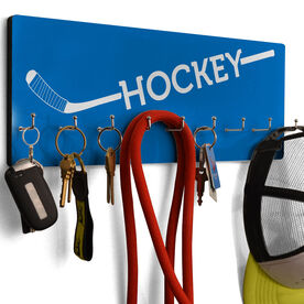 Hockey Hook Board Hockey Stick with Word