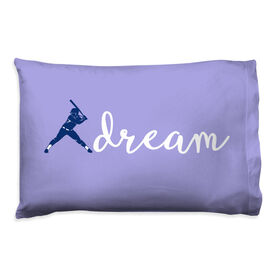 Softball Pillowcase - Dream