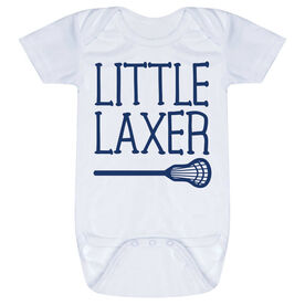 Lacrosse Baby One-Piece - Little Laxer
