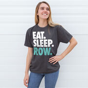 Crew T-Shirt Short Sleeve Eat. Sleep. Row.