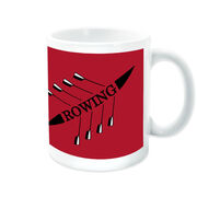 Crew Coffee Mug Rowing Boat