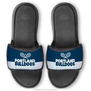 Tennis Repwell® Sandal Straps - Team Name Colorblock