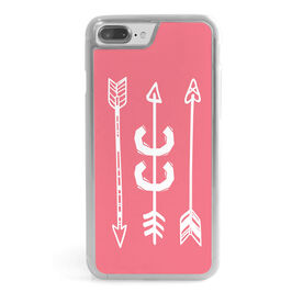 Cross Country iPhone® Case - Arrows