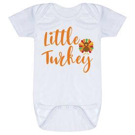 Baby One-Piece - Little Turkey