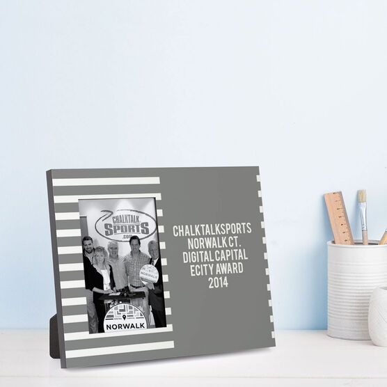 Personalized Photo Frame - Your Text