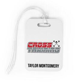 Cross Training Bag/Luggage Tag - Custom Logo