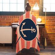 Crew Premium Blanket - Oars Anchor