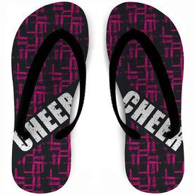 Cheerleading Flip Flops Crosshatch