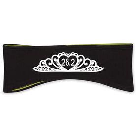 Running Reversible Performance Headband Princess 26.2