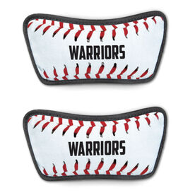 Baseball Repwell® Sandal Straps - Personalized Baseball Stitches