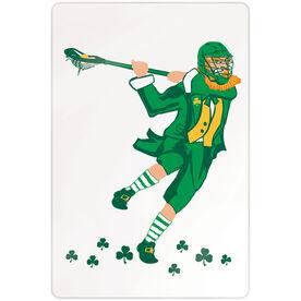 "Guys Lacrosse 18"" X 12"" Aluminum Room Sign - St. Hat-Tricks"