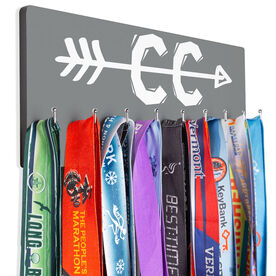 Cross Country Hooked on Medals Hanger - Cross Country CC