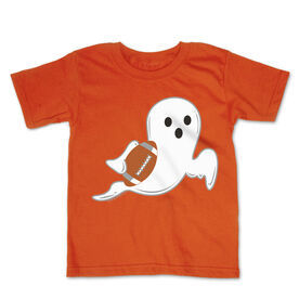 Football Toddler Short Sleeve Tee - Ghost