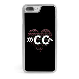 Cross Country iPhone® Case - Cross Country Love