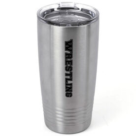 Wrestling 20 oz. Double Insulated Tumbler - Wrestling