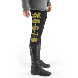 Cheer High Print Leggings 5-6-7-8