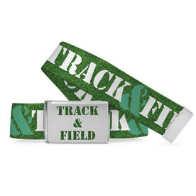 Track and Field Lifestyle Belt Track and Field