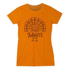 Women's Everyday Tee - Mom Turkey