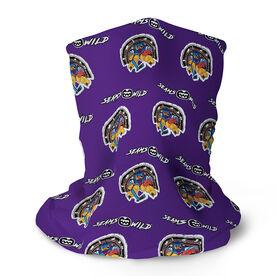 Seams Wild Hockey Multifunctional Headwear - Gobblechuck (Pattern) RokBAND