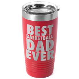 Basketball 20 oz. Double Insulated Tumbler - Dad