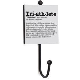 Triathlon Medal Hook - Triathlete Definition