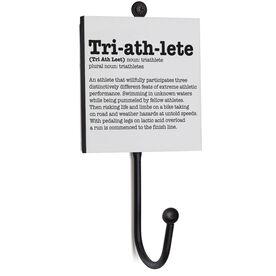 Triathlon Medal Hook - Triathlete Definition