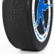 Personalized Player's Official Bar Mitzvah Hockey Puck