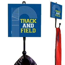 Track and Field Medal Hook Lanes