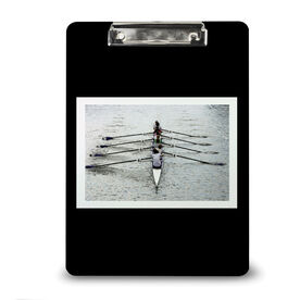 Crew Custom Clipboard Crew Your Photo Solid Background