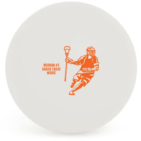 Guys Lacrosse Ball - Personalized Middie