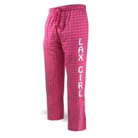 Lacrosse Lounge Pants Lax Girl