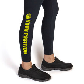 Basketball Leggings Your Position