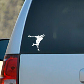 Vinyl Car Decal Let It Rip Silhouette