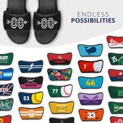Cross Country Repwell® Sandal Straps - CC Arrow