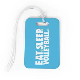 Volleyball Bag/Luggage Tag - Eat Sleep Volleyball