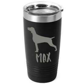 Personalized 20 oz. Double Insulated Tumbler - Pointer