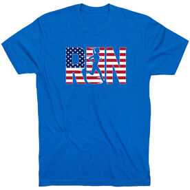 Running Short Sleeve T-Shirt - Run Girl USA
