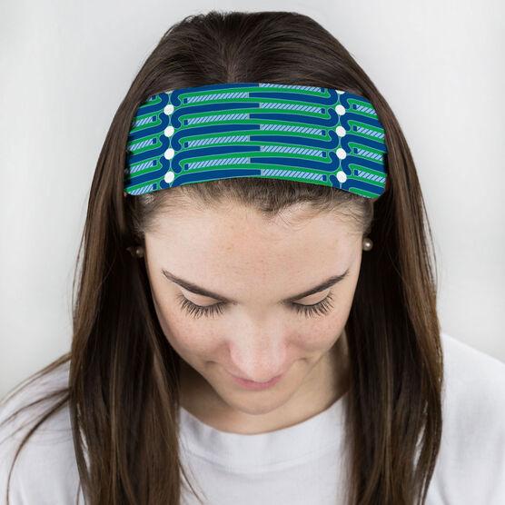 Field Hockey Multifunctional Headwear - Field Hockey Pattern RokBAND